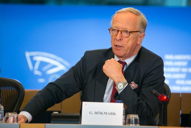 Gunnar Hökmark presenterar rapport med förslag för att stärka europeisk tillväxt