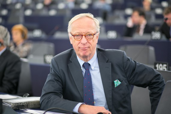 Gunnar Hökmark in debate on Capital Markets Union