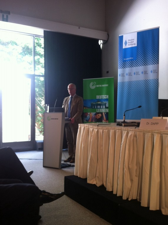 Speech at Hanns-Seidel Stiftung Conference on Europe´s Digital Future