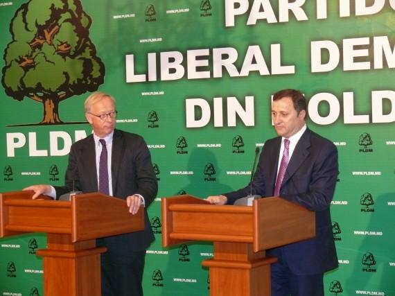 Press release: European perspective for Moldova