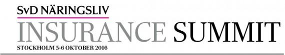Europeiska finansmarknader och Nordens Venedig – Anförande SvD Insurance Summit