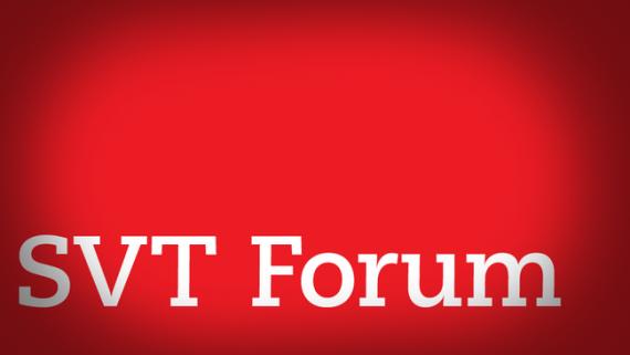 EU och framtiden: Hur går vi vidare efter corona? – Panel i SVT Forum