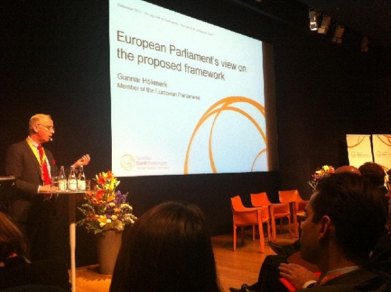 Speech at Swedish Bankers' Association's annual summit
