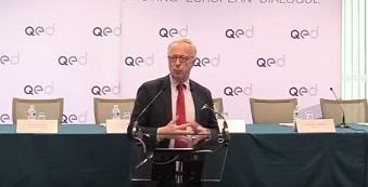 EUs bankpaket – anförande på QED