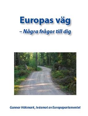 Ny skrift: Europas väg