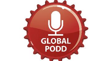 Intervju i Global Podd om Kina, Taiwan och varför Trump är så arg på WHO